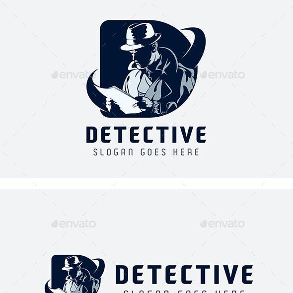 Detective Service Logo