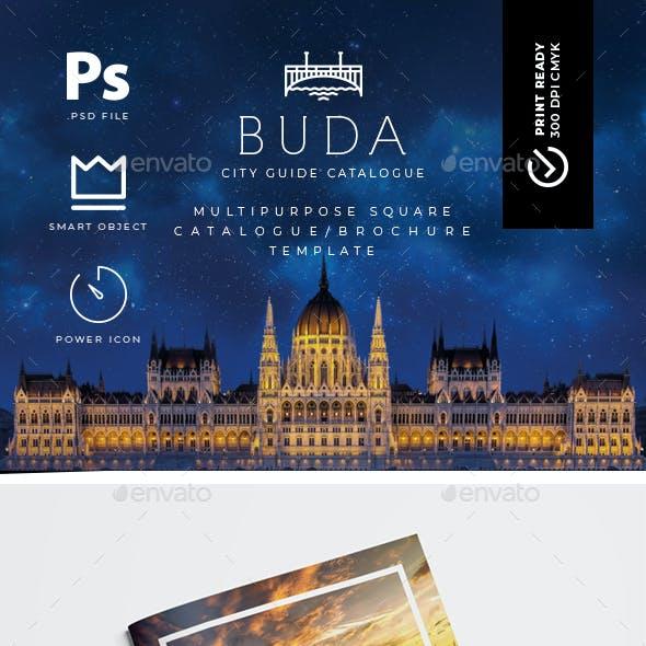 Square Catalogue / Brochure