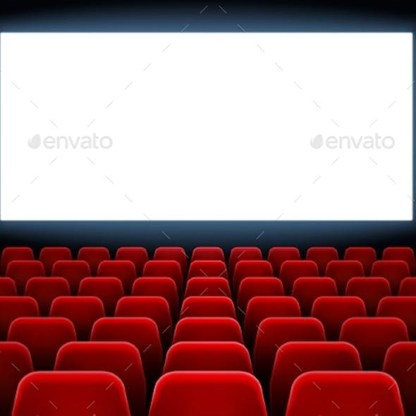 Movie Premiere Event at Cinema