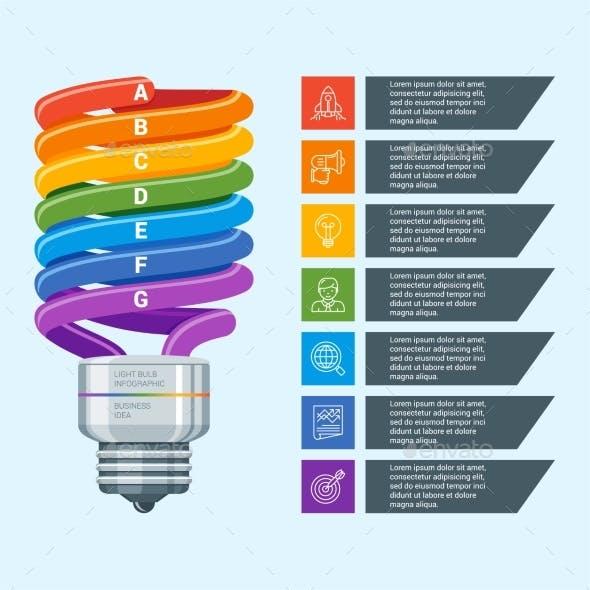 Vector Infographic Illustration 14