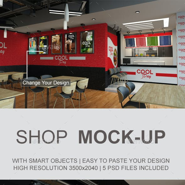 Shop Mockups