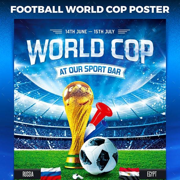 Football World Cop Poster vol.2