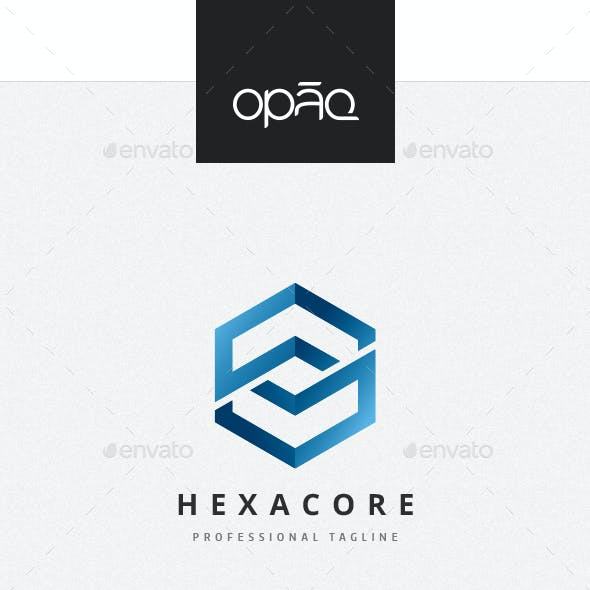 Hexagonal Core Logo