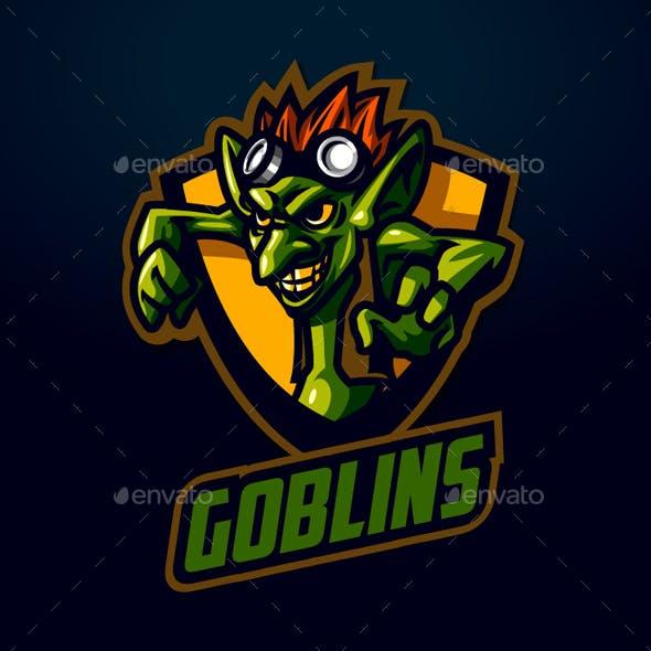 Esports Goblin Logo