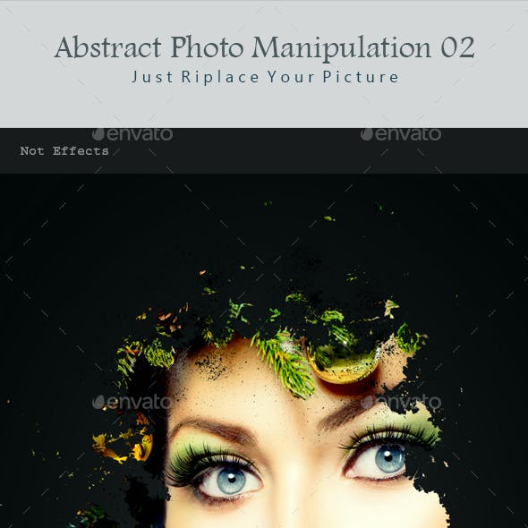 Abstract Photo Manipulation 02