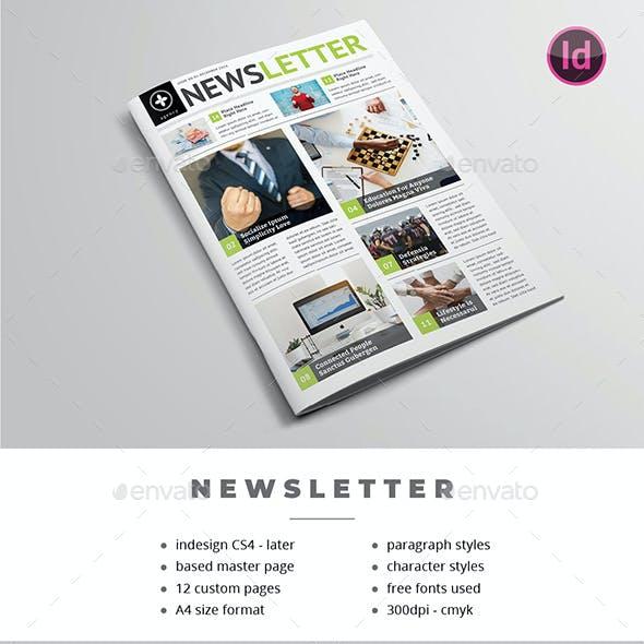 Multipurpose Newsletter v.03