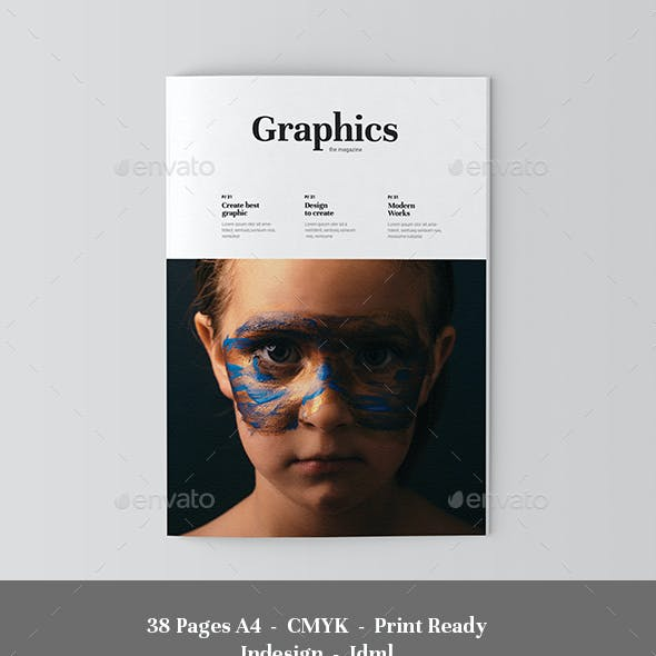 Graphics Magazine