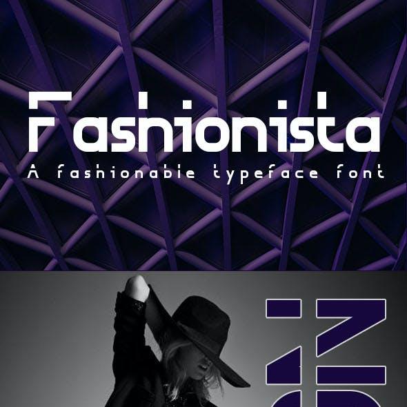 Fashionista Font