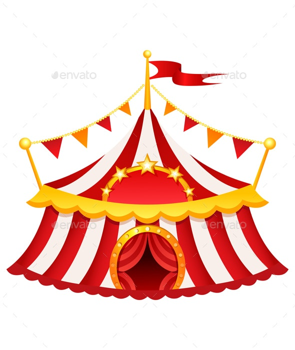 Circus Tent - Buildings Objects