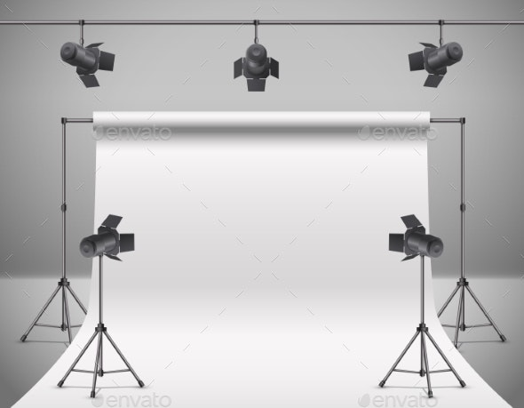 Vector Realistic Professional Photo - Man-made Objects Objects