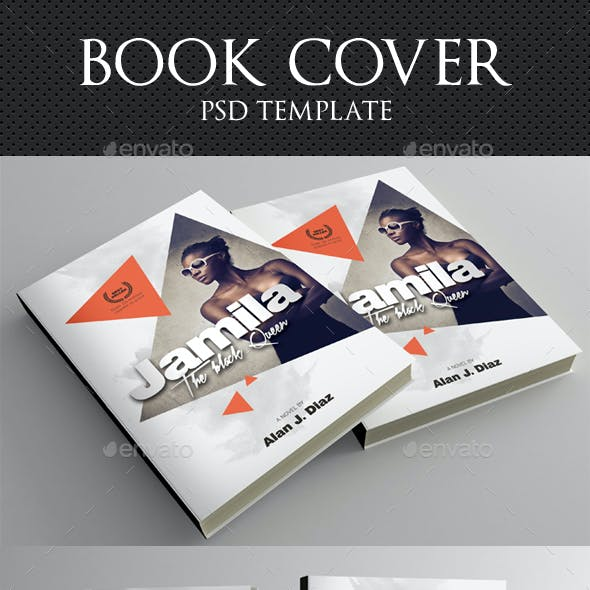 Book Cover Template 49