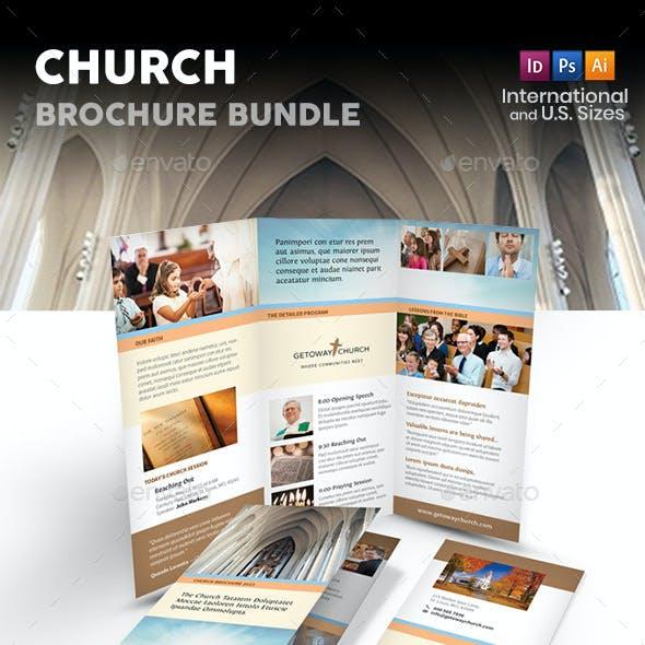 Church Print Bundle 2