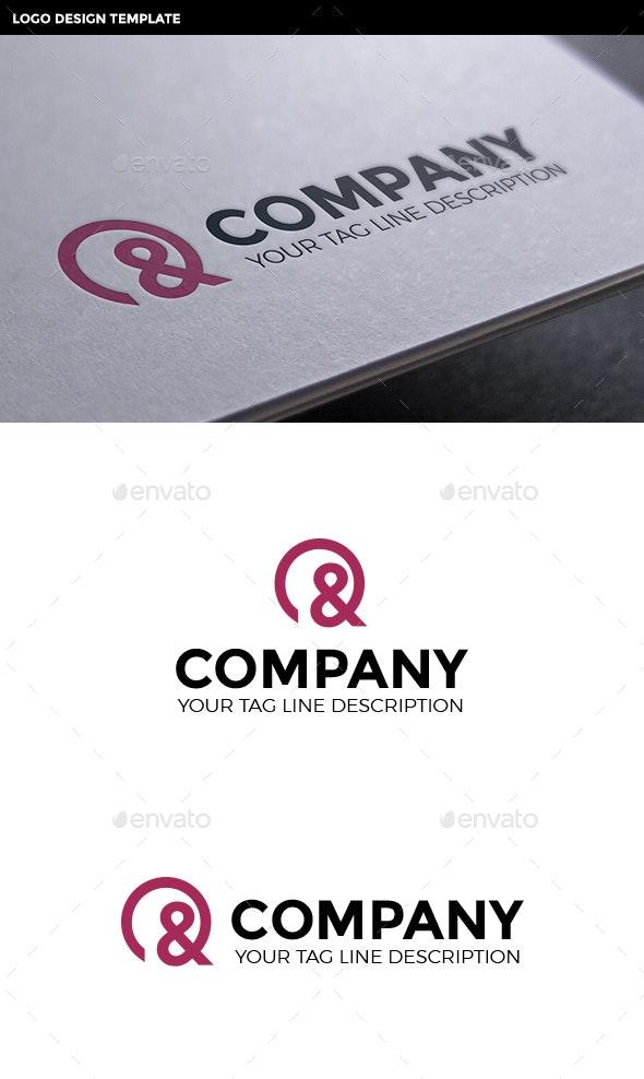 """Logo """"&"""" Partners - Company Logo Templates"""