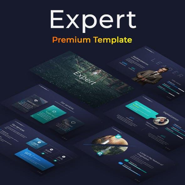 Expert Creative Design Google Slide Template