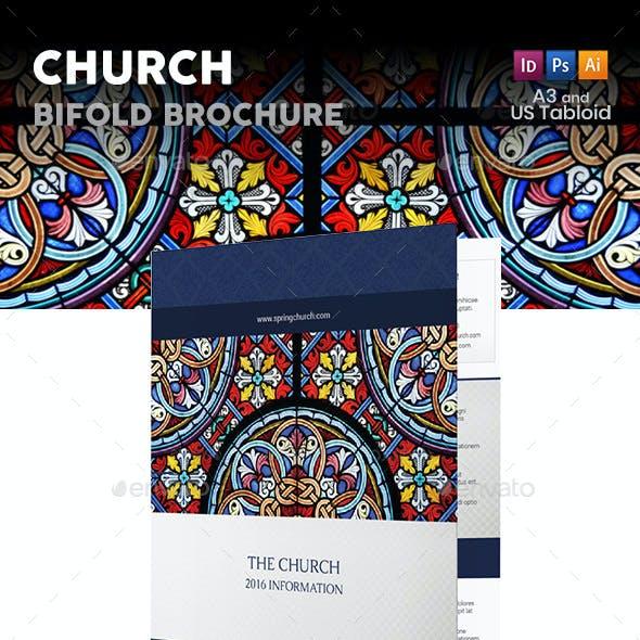 Church Bifold / Halffold Brochure 3
