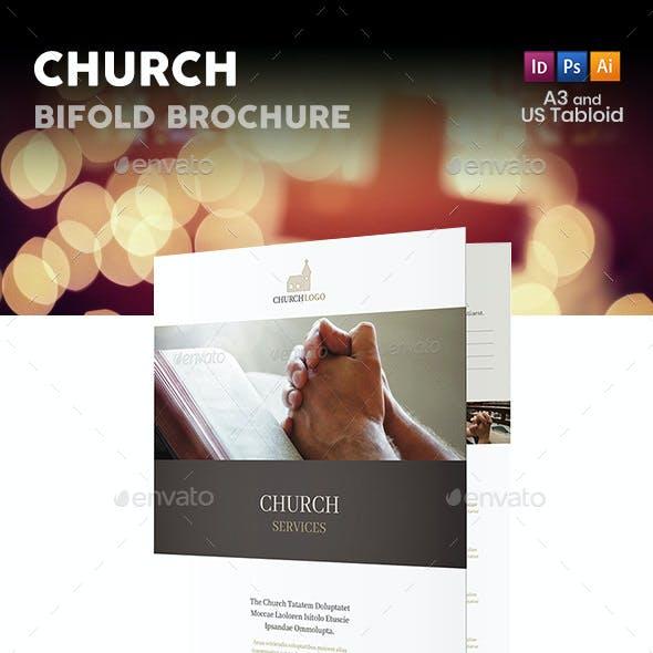 Church Bifold / Halffold Brochure 4