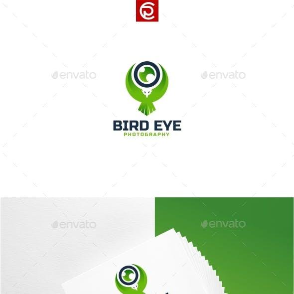 Bird Eye Photography Logo