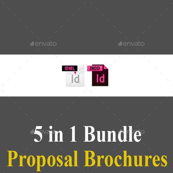 Best Brochure Bundle: 5 in 1