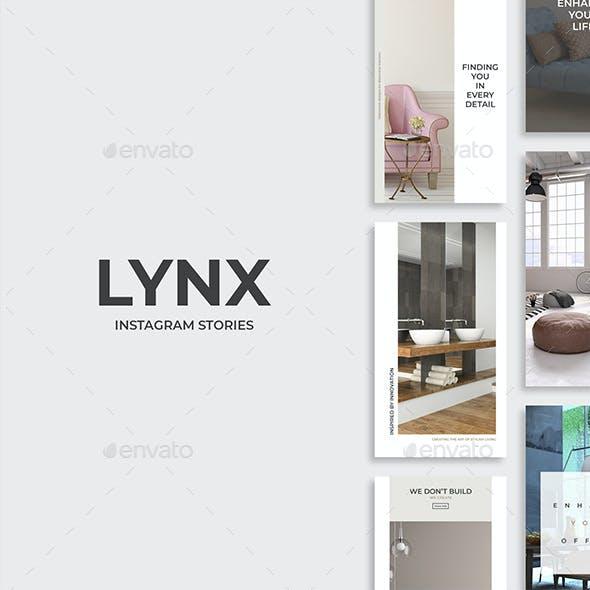 Lynx Instagram Stories