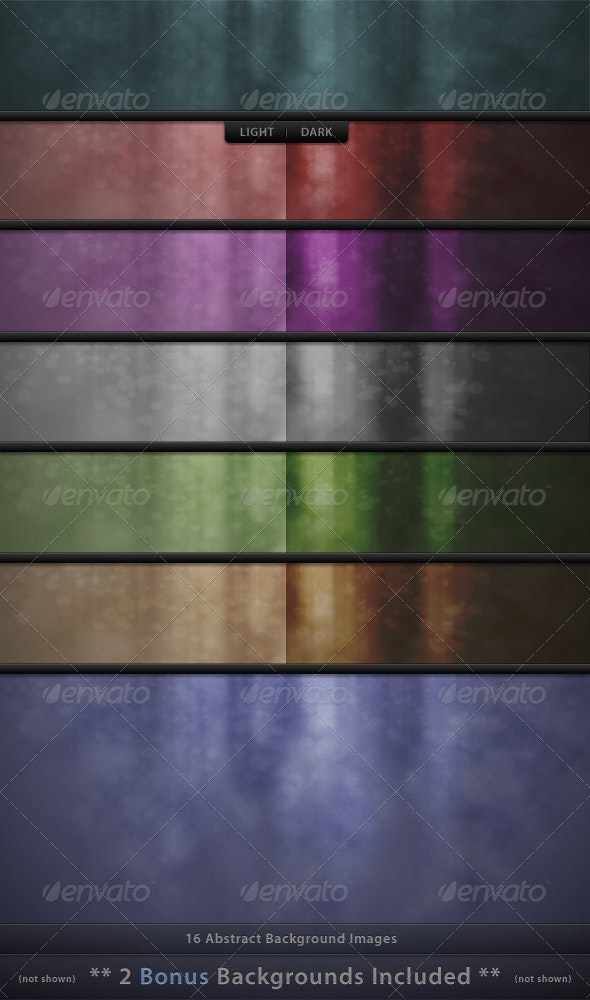 16 Resizable Abstract Backgrounds - Backgrounds Graphics