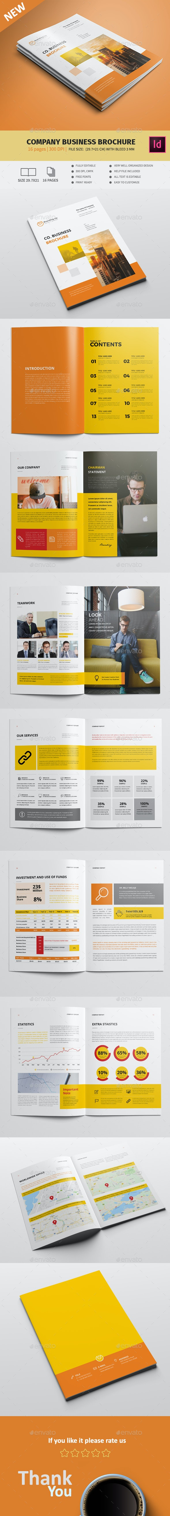 Co. Business Brochure - Corporate Brochures