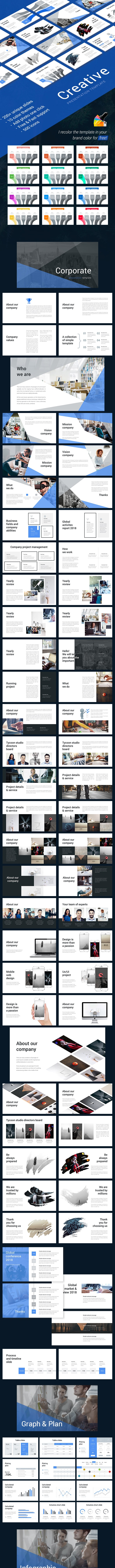 Creative Powerpoint - Creative PowerPoint Templates