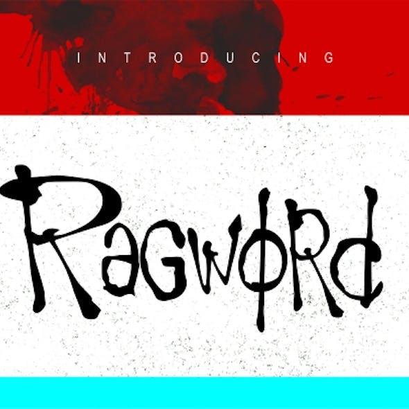 Ragword Font