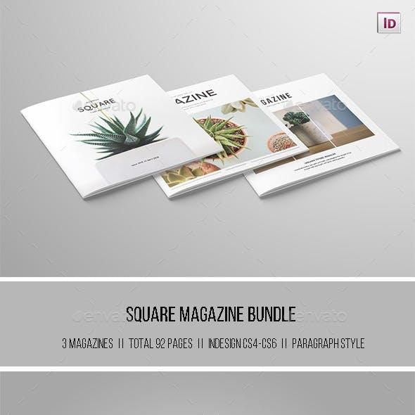 Square Magazines Bundle