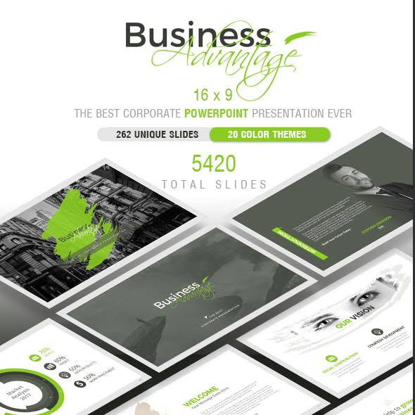 Startup Business Powerpoint  Presentation
