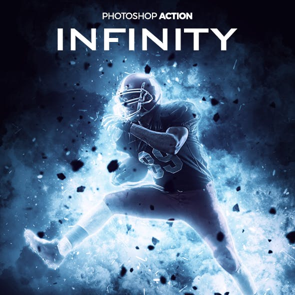 Infinity Photoshop Action