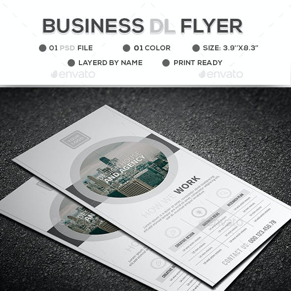 Business DL Flyer