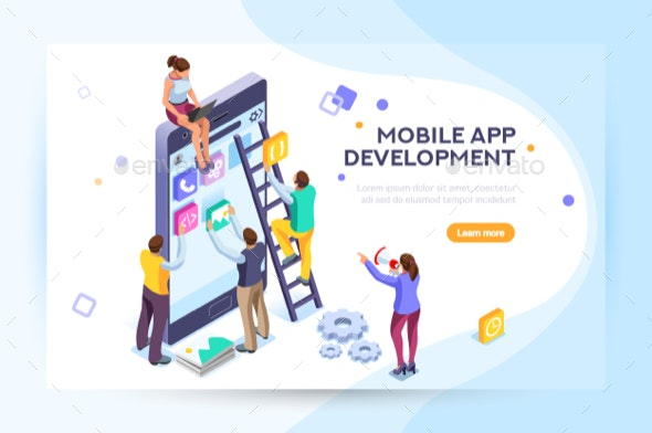 Mobile Application User and Developers - Computers Technology