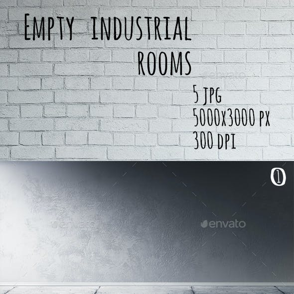Industrial Rooms