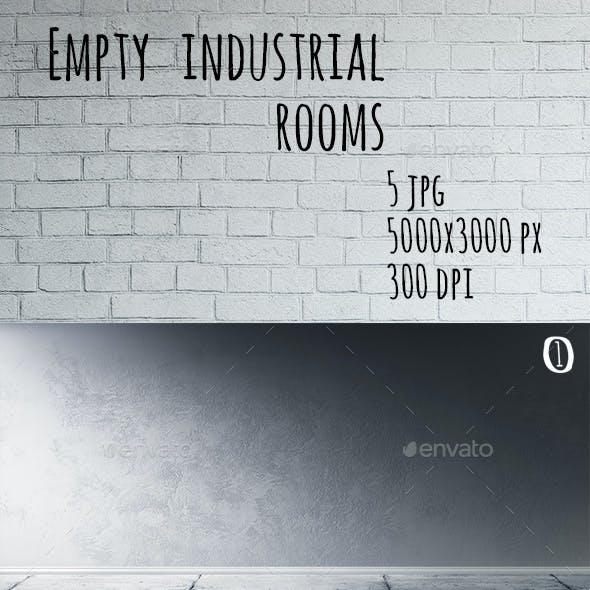 Industrial Rooms