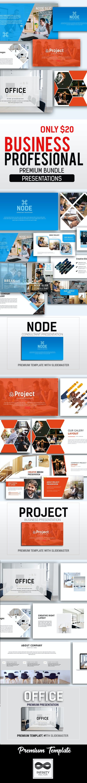Business Professional Bundle - PowerPoint Templates Presentation Templates