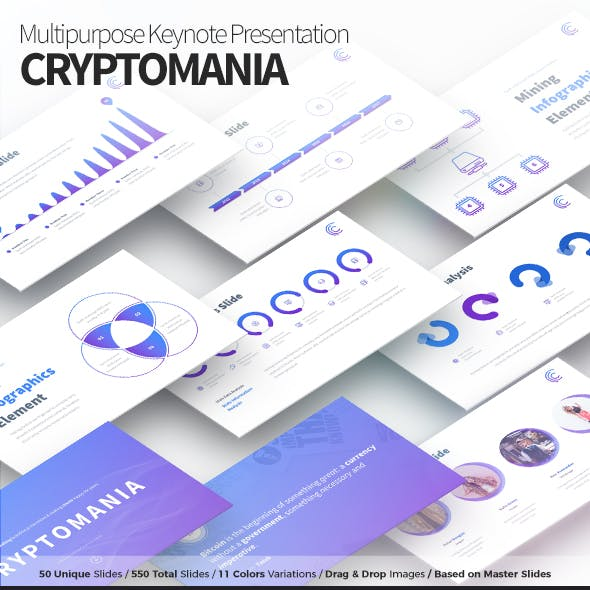 Cryptomania - Multipurpose Keynote Presentation