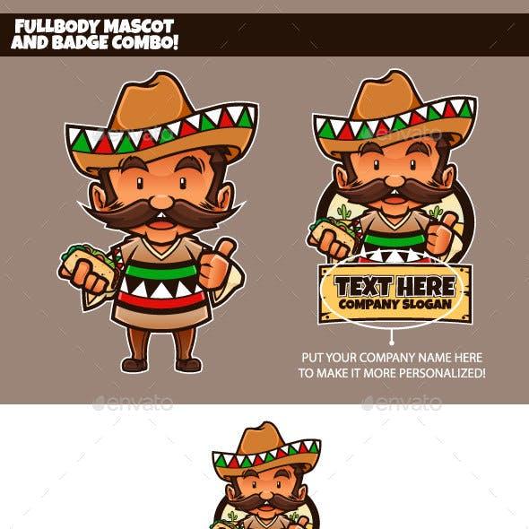 Mexican Taco Guy