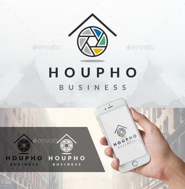 House Photo Logo - Buildings Logo Templates