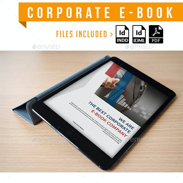 Corporate E-Book Template