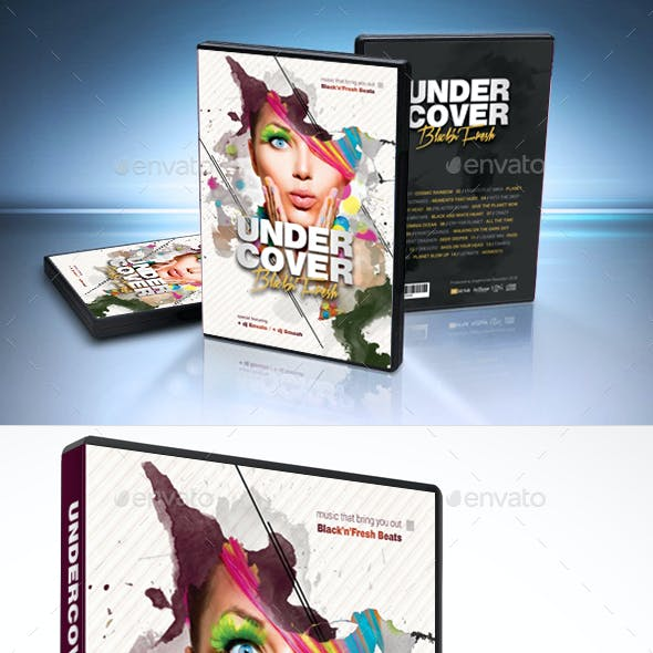 Undercover DVD Cover