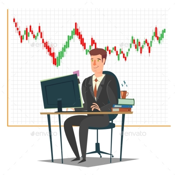 Stock Market Investment and Trading Concept - Concepts Business