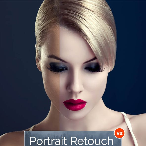 Portrait Retouch Presets V2