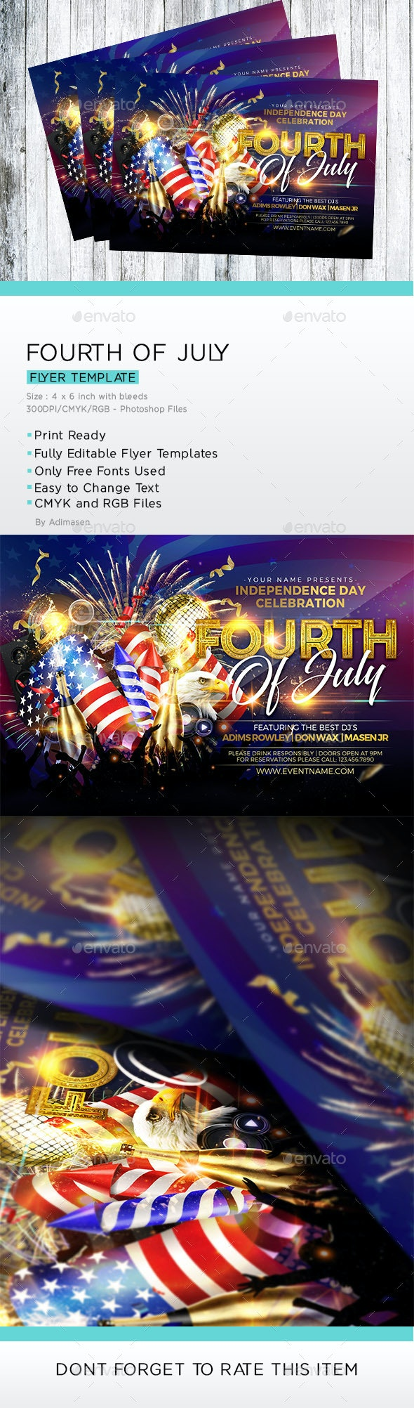 Fourth of July - Holidays Events