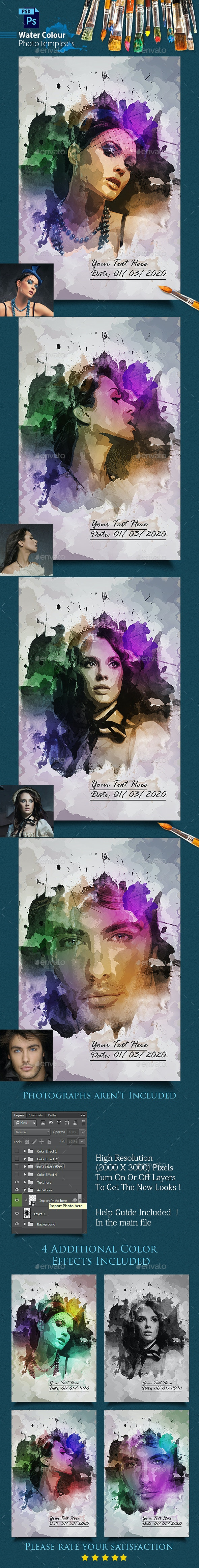 Artistic Photo Template - Artistic Photo Templates