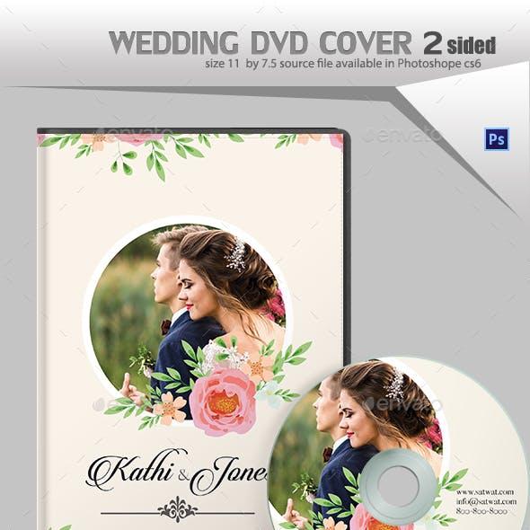 Wedding DVD Case Cover