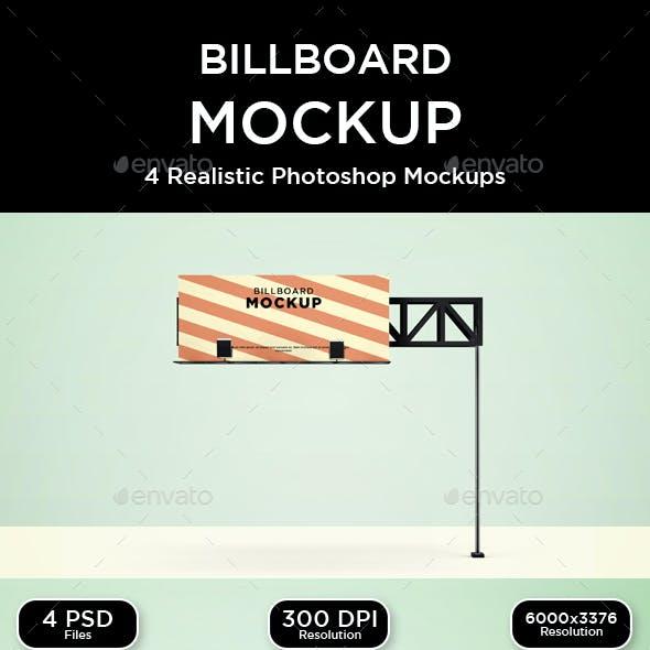 Billboard Mockup - V2