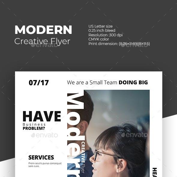 Modern Creative Flyer 06