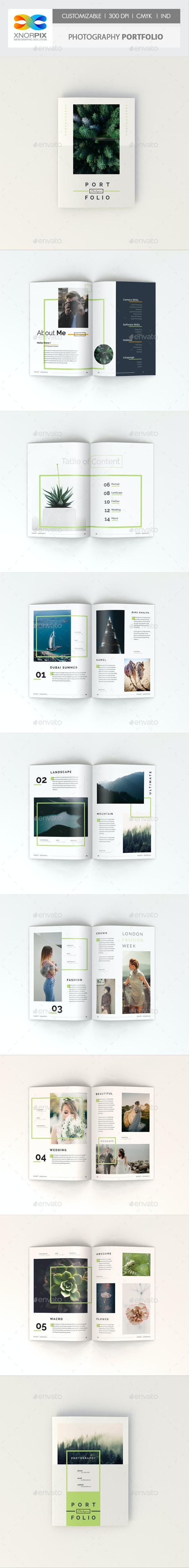 Photography Portfolio - Corporate Brochures