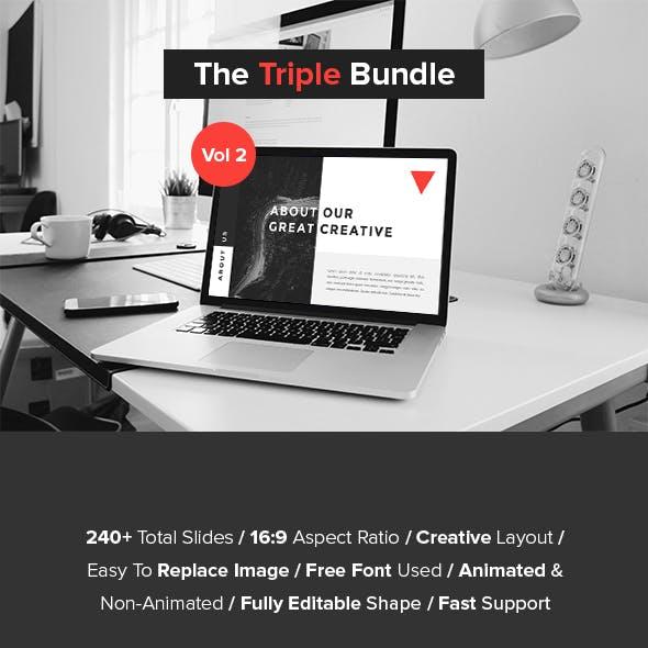 The Triple Bundle PowerPoint Vol 2