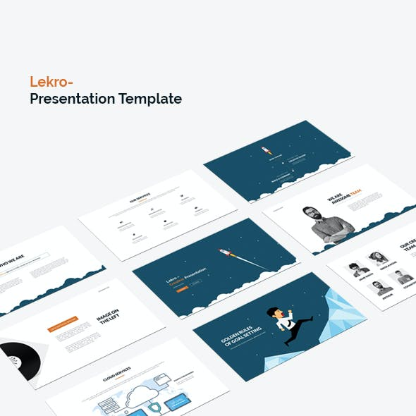 Lekro Google Slides Template by kylyman